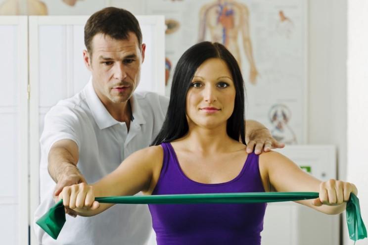 Реабилитационный тренинг
