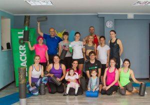 Академия фитнеса