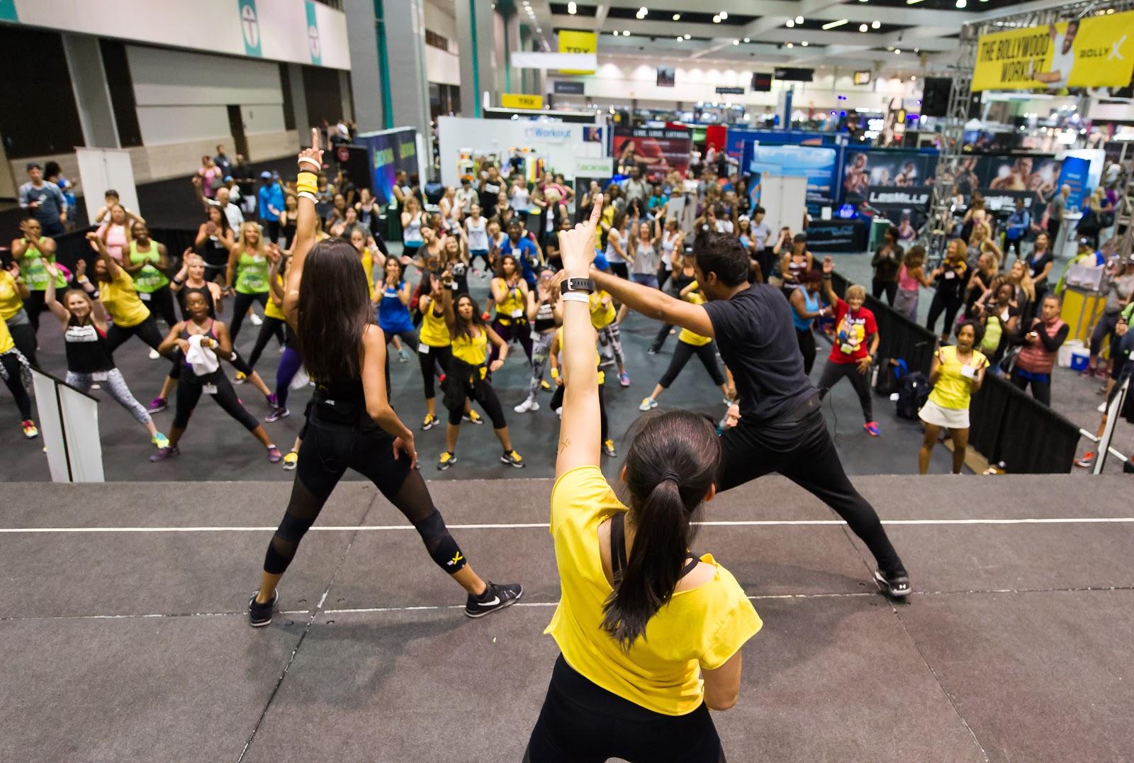 Как проводятся фитнес-конвенции за рубежом