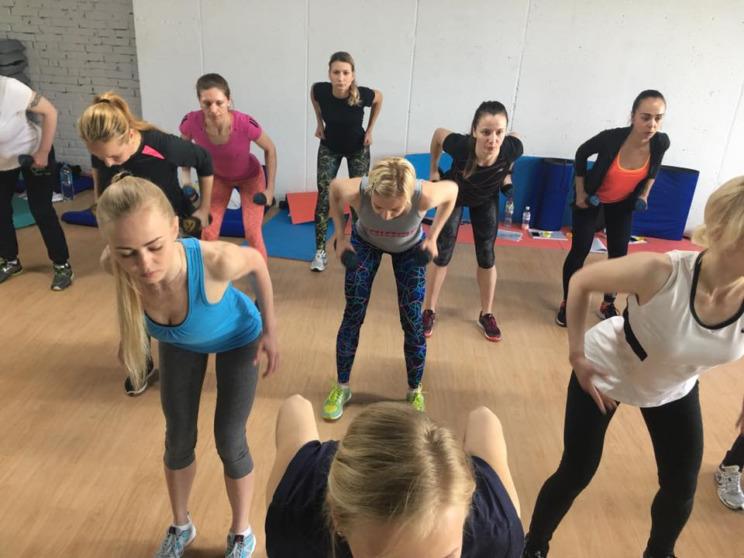 виды групповых занятий в фитнес клубе