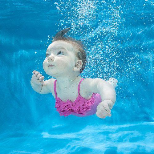 Трудности грудничкового плавания с позиции тренера