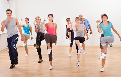 групповой фитнес