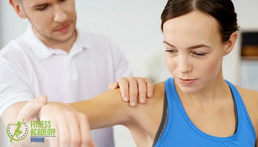 Тестирование мышц Академия Фитнеса - Украина