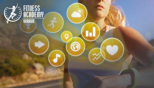 фитнес-трекер, умные часы, Академия Фитнеса - Украина