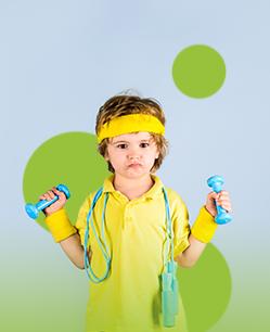 Детский фитнес в чем польза для ребенка и тонкости работы с детьми