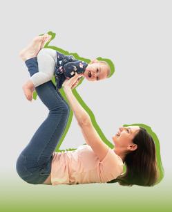 Тренировки после родов: когда и как начинать